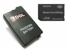 4GB PANDORA BATTERY KIT - COMPRISING 4GB PRO DUO MEMORY CARD PRE-CONFIGURED TO CFW 5.00 M33-6, for the Sony PSP1000 & 2000, with user guide for dummies. *Play games, watch movies and TV, listen to Internet Radio, all on your PSP!* - Hi-TEC ESSENTIALS has been published at http://www.discounted-home-cinema-tv-video.co.uk/4gb-pandora-battery-kit-comprising-4gb-pro-duo-memory-card-pre-configured-to-cfw-5-00-m33-6-for-the-sony-psp1000-2000-with-user-guide-for-dummies-play-games-w