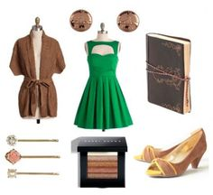 Fashion inspired by The Hobbit