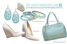 The Cancer Horoscope Look > Love it! via ShoeDazzle. Invite: http://www.shoedazzle.com/invite/11g4eeqntd