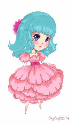 Chibi by OkyDraft.deviantart.com on @deviantART