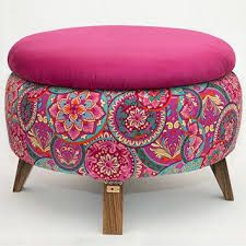 Recycled Furniture: Ideas Chairs, Ottoman And Tables Made From Tires - Decorating Ideas - Home Decor Ideas and Tips Recycled Furniture: Ideas Chairs, Ottoman And Tables Made From Tires – Home & Decor Tire Furniture, Funky Furniture, Recycled Furniture, Painted Furniture, Recycled Home Decor, Furniture Movers, Home Decor Furniture, Tire Ottoman, Chair And Ottoman