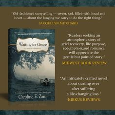 Waiting for Grace is the companion novel to Piper, Once & Again. Readers can't get enough1