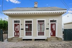 SOLD! 1531-33 N. Villere Street, New Orleans, LA $239,000 Faubourg Treme, 3 Bedroom/ 3 Bath Multi Family Home, Co-Listed with Adrienne LaBauve Gardner Realtors, New Orleans Real Estate