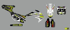 msdesign, motocross graphics, RMR CLUB, SEKERAK BROTHERS, CAMO