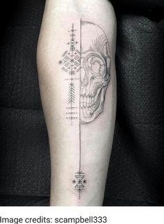 50 music tattoo designs for men and women pinterest music tattoo indieskull tattoo malvernweather Gallery
