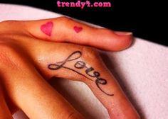 ☾⋆̩*Tattoos & Piercings⋆̩*☾ Piercings, Piercing Tattoo, Ring Tattoos, Body Art Tattoos, Tatoos, Pretty Tattoos, Beautiful Tattoos, Finger Tats, Ring Finger