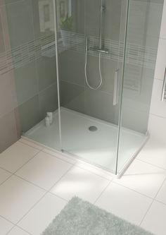 Bruynzeel Zeno schuifdeur enkel // douche douchecabine badkamer sanitair // bathroom shower enclosure sliding door // salle de bain porte coulissante