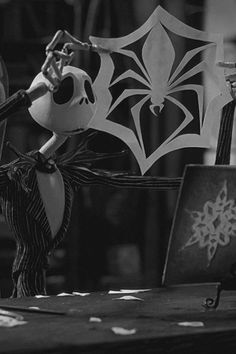 "Love this part from the movie ""nightmare before christmas"""