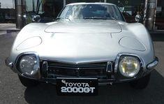 68(S43)トヨタ 2000GT 正面