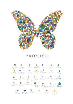 Schmetterling - Abschied