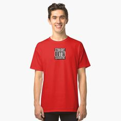 Fake News, Active Wear For Women, Tshirt Colors, Wardrobe Staples, Female Models, Classic T Shirts, Tees, Long Sleeve, Mens Tops
