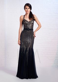 LM by Mignon HY1256 – Bedazzled Boutique #prom #bridesmaid #gowns #mignon