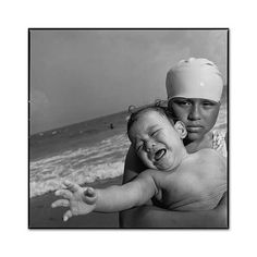 Last Mary Ellen Mark photo for the day.  I'm supposed to be working.  Tomorrow:  Henri Cartier Bresson!