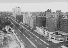 The Grand Concourse, the four-and-a-half-mile boulevard that runs through the West Bronx