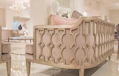 Top Design Trends From #HPMKT 2017 - Inspired To Style Elite Furniture Gallery NC Furniture Caracole Furniture High Point Market #HPMKT www.elitefurnituregallery.com 843.449.3588 Nationwide Delivery