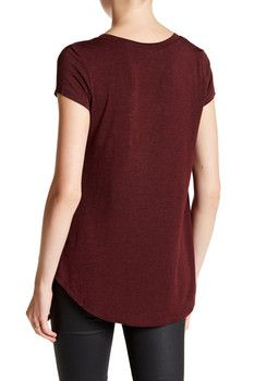 aa1172037d494 H By Bordeaux Classic V-Neck Tee