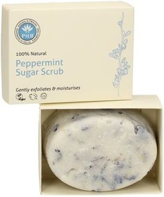 Sugar Scrub Peppermint. Prepare to have smooth and soft skin and the world's greatest smelling bathroom.