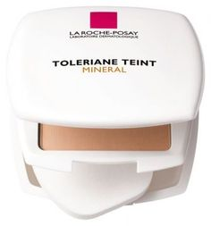 Toleriane Teint Mineral packshot from Toleriane Teint, by La Roche-Posay Rosacea Makeup, Best Makeup For Rosacea, Acne Rosacea, La Roche Posay, Blush, Bourjois, Best Makeup Products, Skin Treatments, Skin Care
