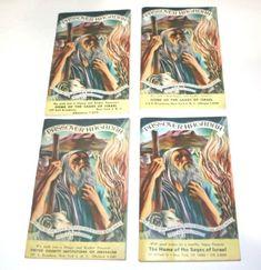 Passover-Haggadah-Lot-Vintage-1950s-Prayer-Books-Israel-Nota-Koslowsky-Hebrew