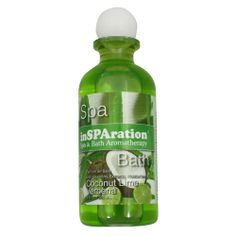 Coconut Lime Verbena spa aromatherapy scents are easy to use, and the perfect way to help you relax after a long day. Spa Chemicals, Spa Water, Pool Spa, Verbena, Coconut Water, Spas, Aromatherapy, Lime, Relax