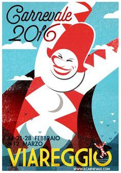Viareggio Carnival Poster Contest on Behance