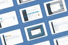 Billin. Naming, Branding & Web App UI/UX. on Behance