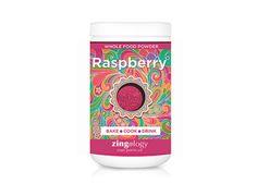 Raspberry Whole Food Powder - zingology