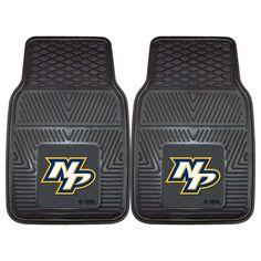 Nashville Predators NHL Heavy Duty 2 Piece Vinyl Car Mats 18x27