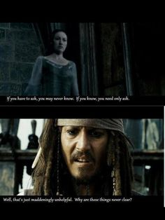 Harry Potter and pirates together