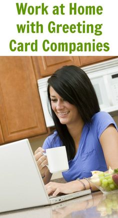 Work at Home with Greeting Card Companies