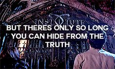 """The Mortal Instruments: City of Bones Movie Trailer 2 """"But there's only so long you an hide from the truth"""" 