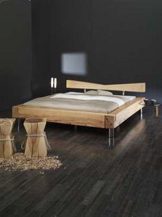 Balkenbett eigenbau  Bauanleitung Balken-Bett | Gelde uyuma | Pinterest | Bedrooms, Bed ...