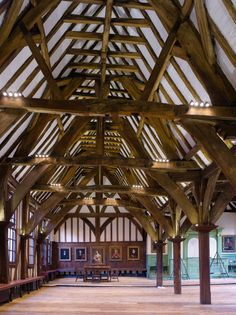 The Merchant Adventurers' Hall, York, UK