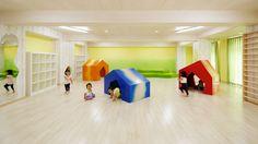 LHM kindergarten | MORIYUKI OCHIAI ARCHITECTS | Archinect
