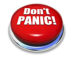 Think you've got a Google penalty? Hit the Don't Panic button. You may have some options...