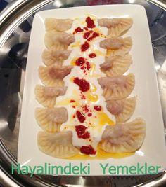 Hingel with potatoes - World Cuisine Turkish Recipes, Italian Recipes, Ethnic Recipes, Ravioli Recipe, World Recipes, Kitchen Recipes, Pasta Recipes, Cookie Recipes, Food To Make