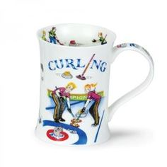 Dunoon Mugs Cotswold Curling by adam.jetking