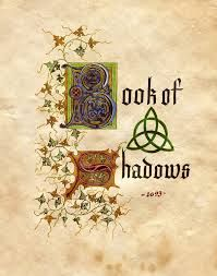 This is from my all time favorite tv show, Charmed. The Book of Shadows. Even inspired me to make a mini BoS some years back which needs to be updated!