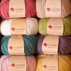 Rooster Wool-Eater inspiration pack