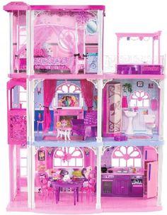 3 Storey Barbie Dolls House