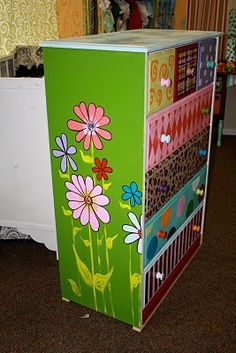 can paint YOUR items like this or in ANY COLORS/THEME to match your decor. VERY REASONABLE PRICING :HOLLER AT ME....BELINDA