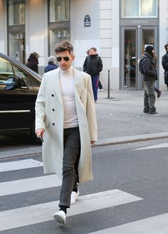 All the best Street Style from Paris Men's Fashion Week by Lee Oliveira – Part 1