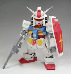 【JOSEY】SD RX-78-2 GUNDAM
