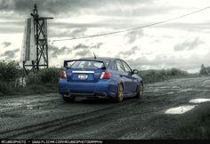 Tommy's 2011 GVB Subaru STi Sedan by RCubedPhoto, via Flickr