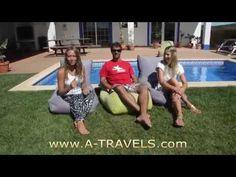 Путешествие к океану! - Школа сёрфинга. Серфинг + Йога в Португалии!
