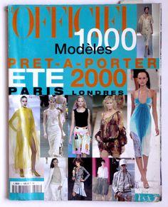 L'Officiel pret-a-porter Paris-Londres ete 2000