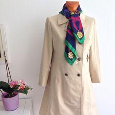 Gabardine, raincoat beige! ☔️☔️☔️
