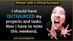 Want more time in your day, your week or your weekend?  The simple solution is to delegate
