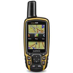 Garmin GPSMap 64 GPS Ger�t mit Live Tracking und Smart Notifications