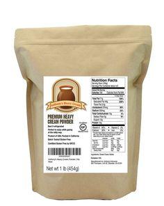 Anthony's Heavy Cream Powder, Gluten Free